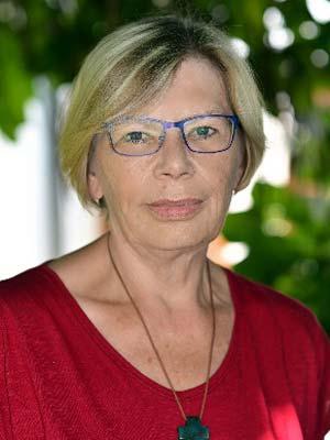 1. Vorsitzende Hildegard Plaschzyk